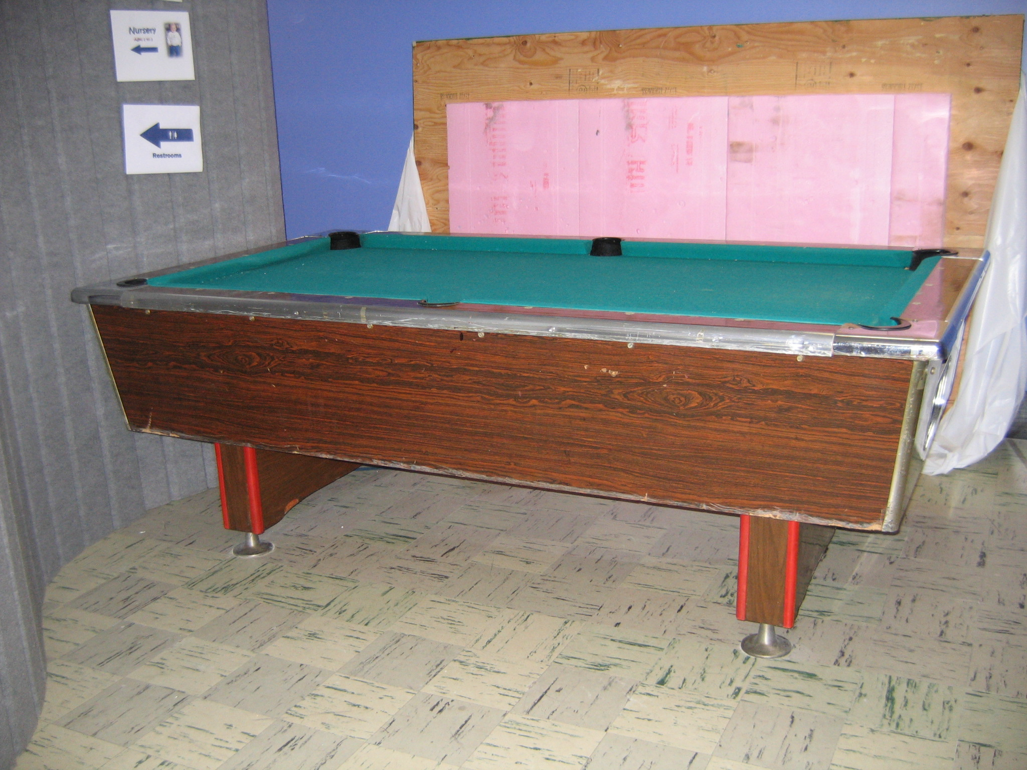 Welcome to the pool table home page andrew 39 s pool table for Oak beauty pool table