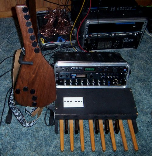 Diy midi bass pedals diy projects ideas for Classic house organ bass